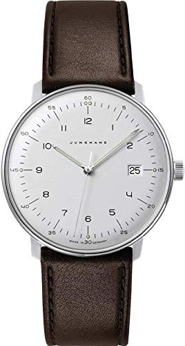 Junghans max Bill Quarz Herrenuhr 041/4461.04